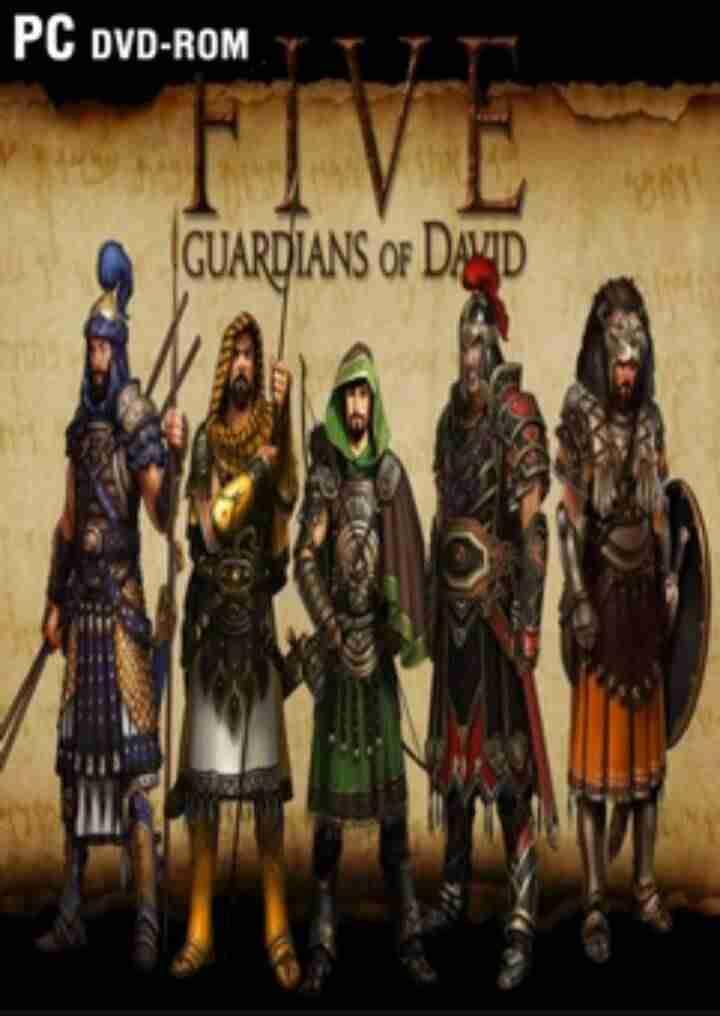 Descargar FIVE Guardians of David [ENG][ACTiVATED] por Torrent